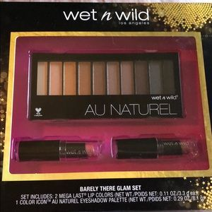 Barely There Wet n Wild Glam Set